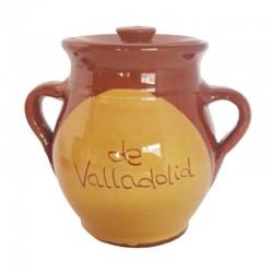 Tarro cerámica artesano con...