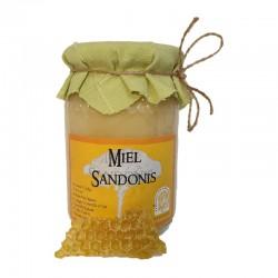 Miel artesanal milflores...