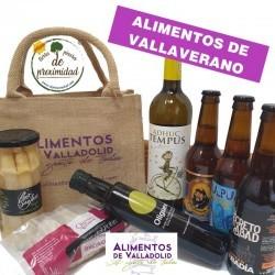 Lote Alimentos de Vallaverano
