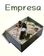 Cesta de regalo de Empresa de Tierra de Pinares - De Proximidad