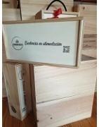 Envases y embalajes de madera de Tierra de Pinares - deproximidad